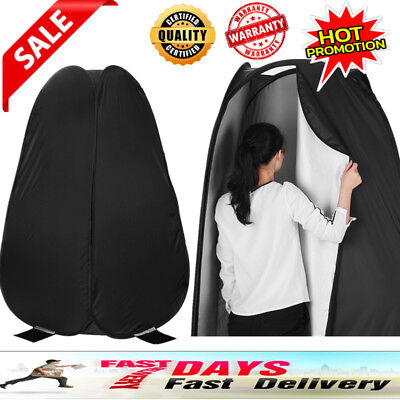 Portable Pop Up Instant Tent Outdoor Camping Toilet Shower Changing Signal Room
