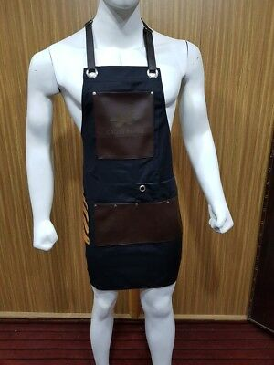 Professional Barber Hair Styling Hair Cutting Barber Apron For Professionals,USA