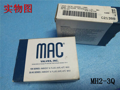 1PC  NEW  35A-ACA-DDAA-1BA MAC Solenoid Valve