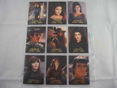 Legends of Star Trek Counselor Deanna Troi  L1-L9 0928/1701