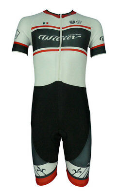 WL425 Road Racing Cycling Skinsuit Jumpsuit Size Conjoined Padded S/M/L/XL/XXL/