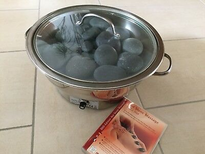 Hot Stone Massage Set