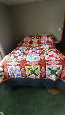 Amish Hand Made Quilt