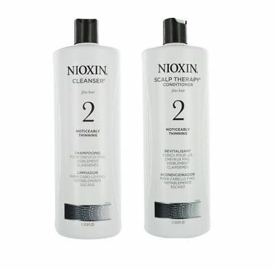 Nioxin System 2 Cleanser & Scalp Therapy