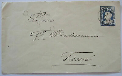 CHILE, stationery envelope 1901 Real Gone (57495)