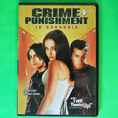 Crime  punishment (2000) - DVD