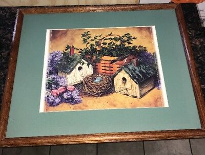 Non Longaberger Framed Print Of A Longaberger Basket