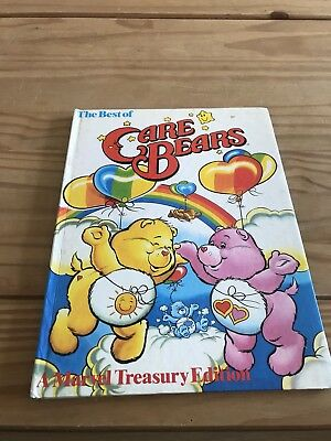 Best Of The Care Bears Annual