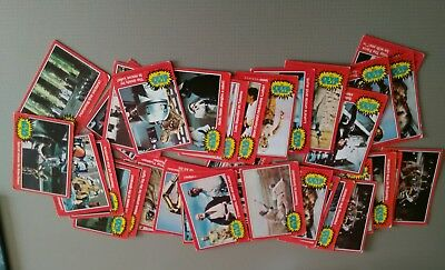 Star Wars vintage trading cards series 2 X 36 cards