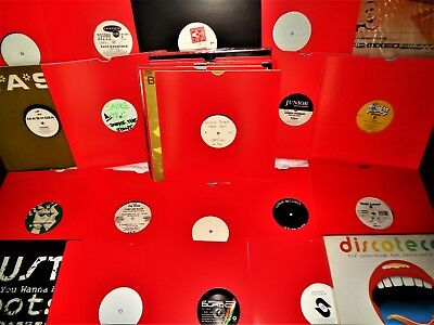 DANCE VINYL COLLECTION 370 records Deep Funky Old school