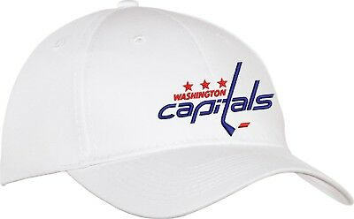 NHL WASHINGTON CAPITALS Male 2018 Stanley Cup Structured Snapback ... 682bdc0e3