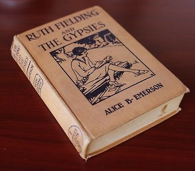 Ruth Fielding And The Gypsies Or The Missing Pearl Necklace By