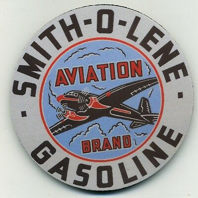 Smith O Lene Aviation Brand Gasoline - COASTER -