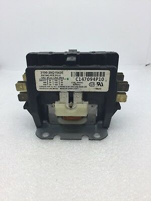 PRODUCTS UNLIMITED 3100-20Q1542E 24V COIL 40A A AMP 600Vac  310020Q1542E