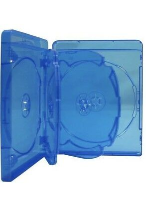 NEW! Blu-ray 6-disc Replacement Case Multi - Holds 6 Discs
