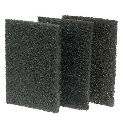 Royal Black Grill Cleaning Pads, Pack of 60, S460