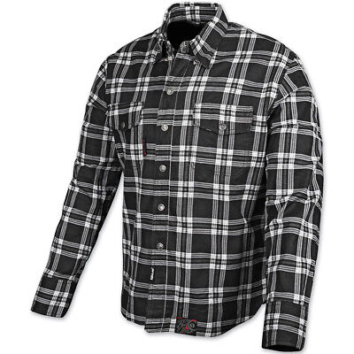 Speed and Strength Nine Flannel Moto Jacket
