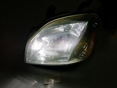 2006 mercury montego headlight assembly