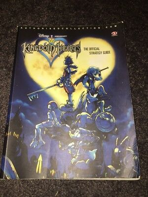 Disney Kingdom Hearts Official Strategy Guide