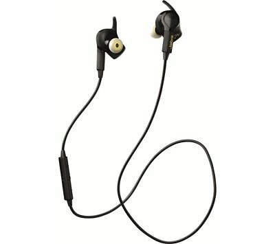 Jabra Sport Pulse Special Edition Bluetooth Headset  Black Headset