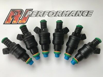 Remanufactured Ford Bosch Fuel Injectors - Suits Xg Xh Xr6 Ute 4 Ltr 6 Cyl