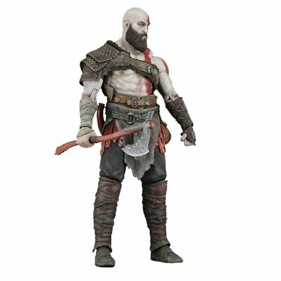 "God of War (2018) - 7"" Scale Action Figure Kratos NECA Action Figure Toy Gift XX"