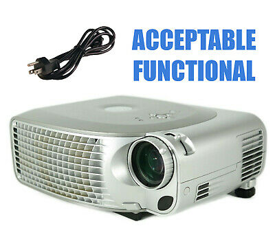 Acceptable Functional HD 1080i Accessories TeKswamp HP VP6320 DLP Projector