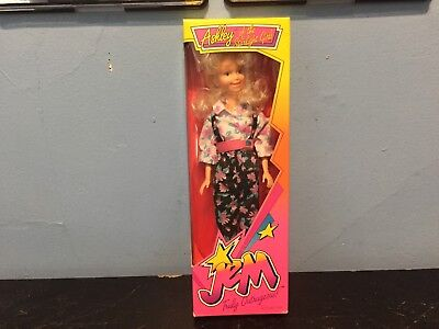 Brand New Vintage 1987 Hasbro Jem Truly Outrageous Ashley Of The Starlight Girls