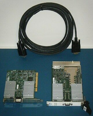 NI MXI-4 Kit, PXI-8331, PCI-8331, and Cable, National Instruments *Tested*