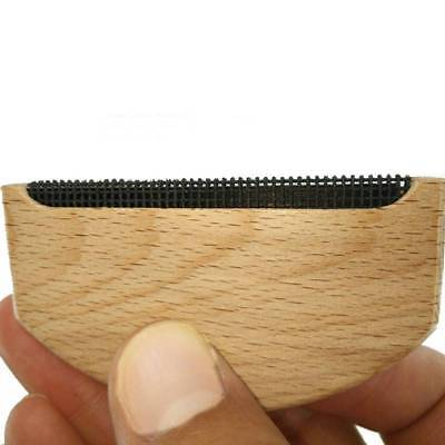 Wood Cashmere Pillings Lint Remover With Clothes Lint Shaver Fabric Care Remover