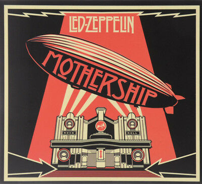 Led Zeppelin ‎– Mothership (CD Album)