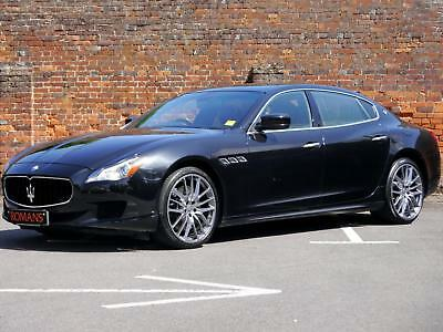2014 Maserati Quattroporte GTS 3.8 Auto - 21in alloys - Carbon Trim - NEW PRICE