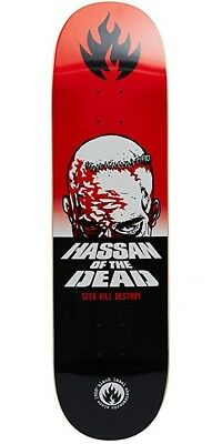 """Black Label - Hassan Hassan of the Dead 8.38"""" Skateboard Deck"""