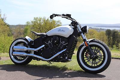 New Indian Scout Sixty Msr Bobber Custom Build - Made To Your Spec - Any Colour