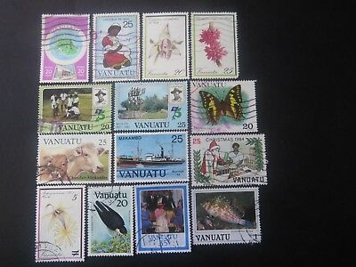 Vanuatu Selection - 3 Pages