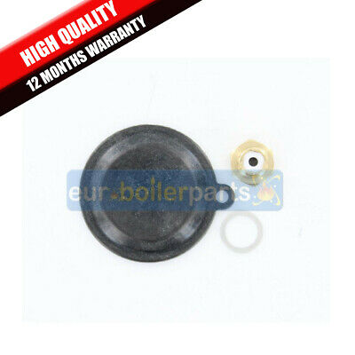 Biasi CH Boiler Pressure Switch Membrane & Gland Nut BI1011502 & BI1011103 NEW