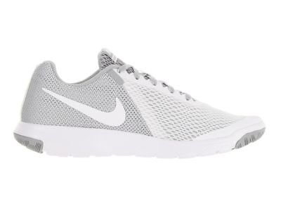 c2f87a4808d0f Nike Women s Flex Experience Rn 5 Running Shoes White Gray 844729 Size 11