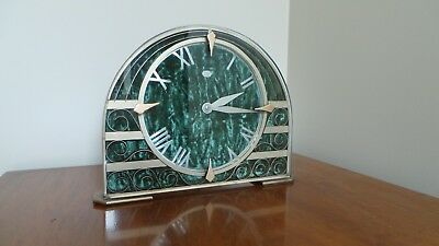 Beautiful Vintage Art Deco, Smiths Sectric Electric Clock