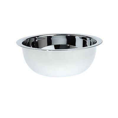 Edwin Jagger - Stainless Steel Shaving Bowl with Limes & Pomegranate Soap in Box