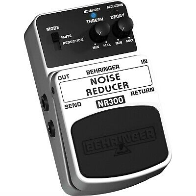 Behringer NR300 Ultimate Noise Reducer Pedal