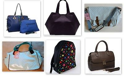 Joblot Handbags And Purses