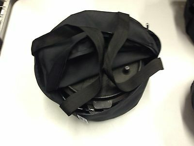 """New Heavy Duty Zippered Tote Bag Fits up to 10"""" Dutch Oven Cushioned Bottom"""