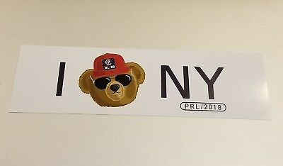 Cp Sticker 93 Polo Lauren Ralph Bear Decal Sport 6yYbf7gv