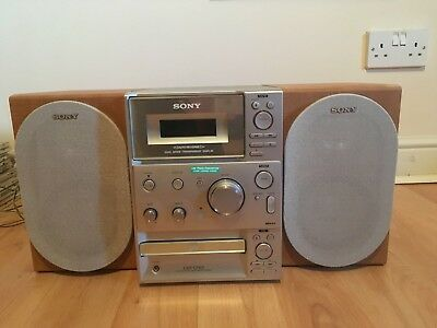 Sony Mini Hi Fi System
