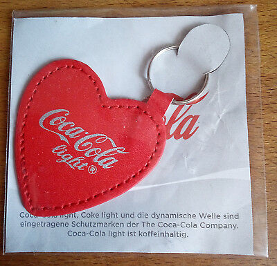 Coca Cola . light . Herz . 5 x 5 cm