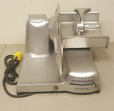 (F99870) Hobart 410 Meat And Cheese Deli Slicer