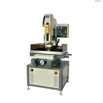 """Toolots ZNC Small Hole Drill EDM Machine with Hollow Electrode 0.008"""" to 0.012"""""""