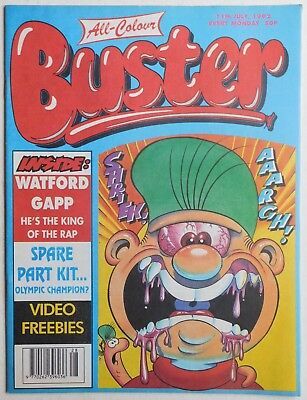 BUSTER COMIC - 11th July 1992