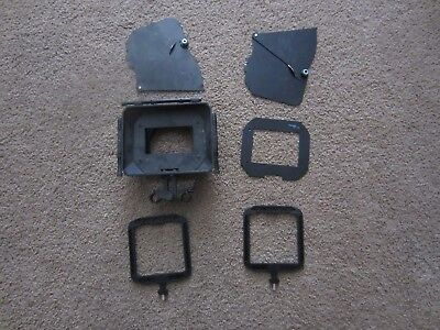 ProAim MattBox with side flags and 4x4 filter holders
