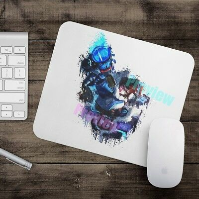 Mei Overwatch Mouse pad Large Gaming Mousepad 38x48cm Keyboard Desk at A204